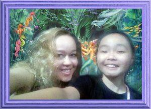 Suzette & Shiray, Hong Kong 2015